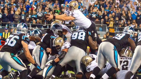 #4 Seed -- New Orleans Saints