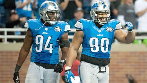 #6 Seed -- Detroit Lions