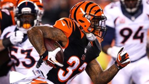 #5 -- Cincinnati Bengals