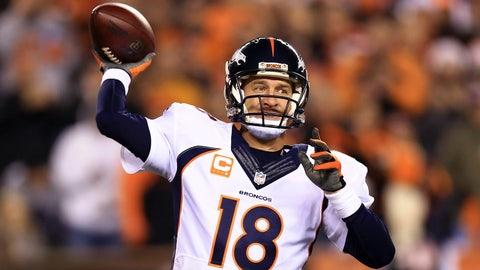 #2 Seed -- Denver Broncos