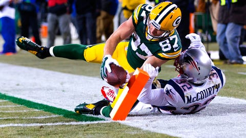 #2 Seed -- Green Bay Packers