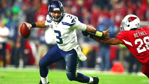 #1 Seed -- Seattle Seahawks