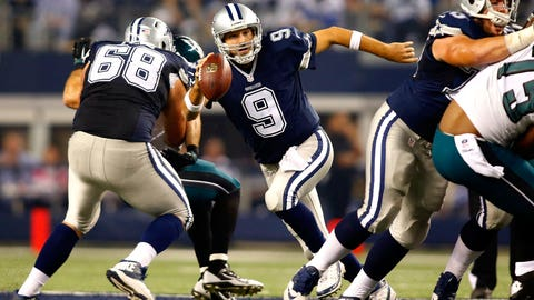 #3 Seed -- Dallas Cowboys