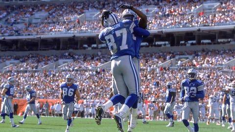#11 -- 1999 Detroit Lions