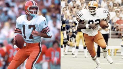 #12 -- 1982 Cleveland Browns
