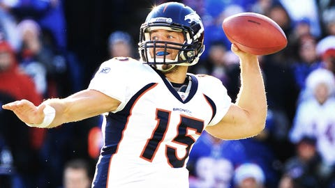 #1 -- 2011 Denver Broncos