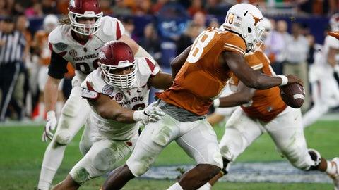 Texas vs. Arkansas - Last played: 2014