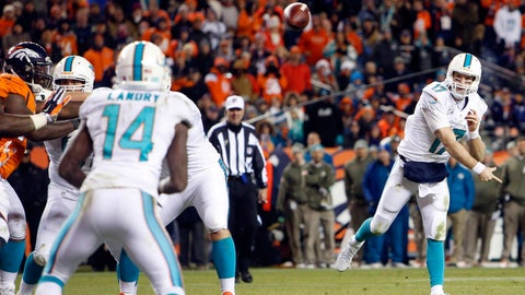 #5 Seed - Miami Dolphins