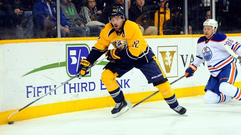 Mike Fisher ends retirement, will rejoin Predators
