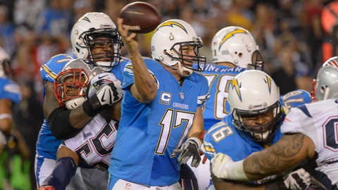 San Diego: Lifting of the injury curse at center