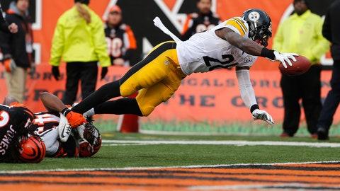 #5 Seed - Pittsburgh Steelers