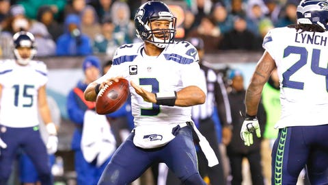 #2 Seed -- Seattle Seahawks