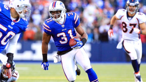 Safety Jairus Byrd, Bills