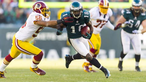 WR Jeremy Maclin, Eagles