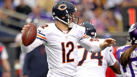 QB Josh McCown, Bears