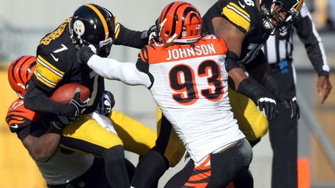 DE Michael Johnson, Bengals