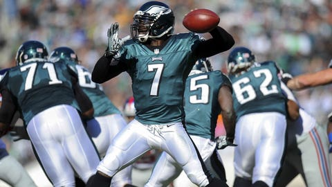 QB Michael Vick, Eagles