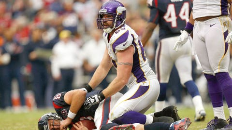 DE Jared Allen, Vikings