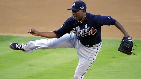 Colombia (Cartagena): Julio Teheran, SP, Atlanta Braves