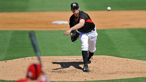 Andrew Heaney, LHP, Marlins