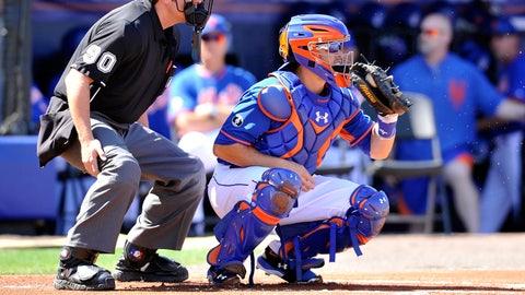Travis d'Arnaud, C, Mets
