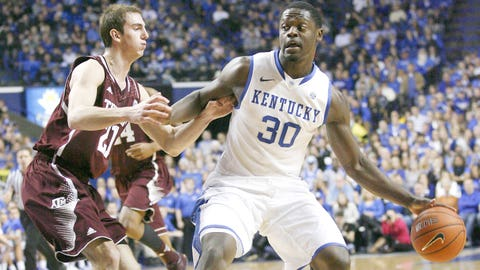 Kentucky's Julius Randle