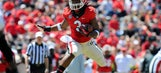 Georgia lining up loaded run game behind Todd Gurley