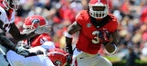 Georgia running game shaping up with Gurley, talented teammates