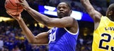 Julius Randle could offer rebounding help, but foot injury a concern
