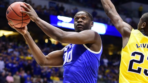 Julius Randle, F Kentucky, Fr.
