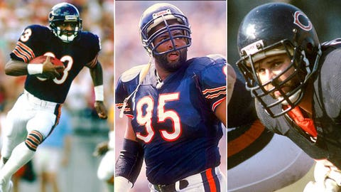 2 -- 1983 Chicago Bears