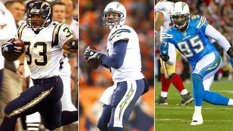 15 -- 2004 San Diego Chargers