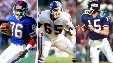 24 -- 1984 New York Giants