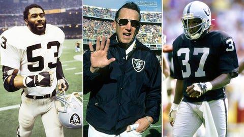 21 -- 1977 Oakland Raiders