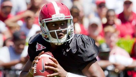 Loser: Blake Sims, QB Alabama