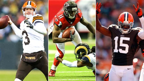 2011: Browns flub leveraged mega-trade with Falcons