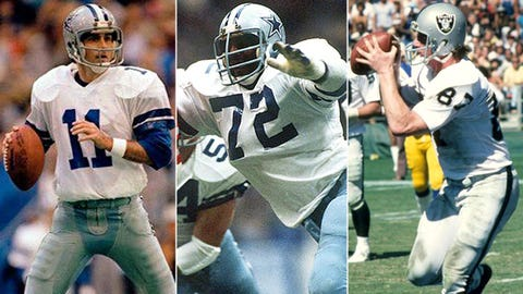 1999: Cowboys fleece rival Oilers at the top of the draft