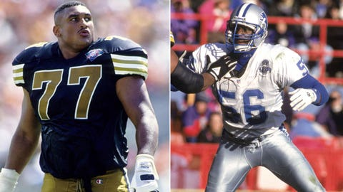1993: The Lions overestimate the power of the draft, look bad in trade with Saints