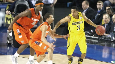 2013: Michigan, Louisville Live For Another Day