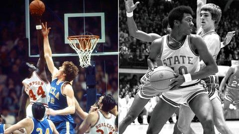 1974: N.C. State 80, UCLA 77 (2OT)
