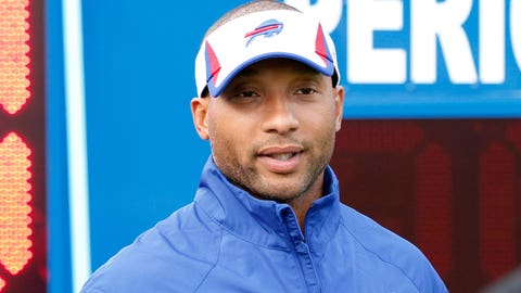 Doug Whaley -- Buffalo Bills