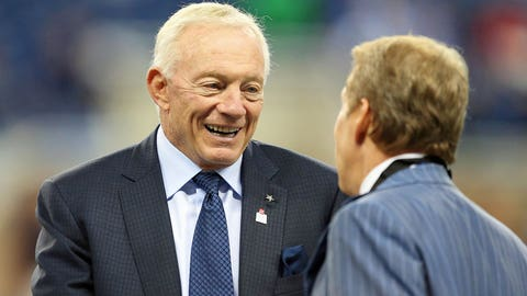 Jerry Jones -- Dallas Cowboys