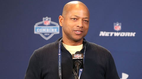 Jerry Reese -- New York Giants