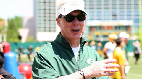 Ted Thompson -- Green Bay Packers