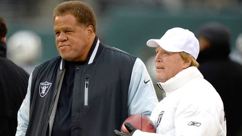 Reggie McKenzie -- Oakland Raiders