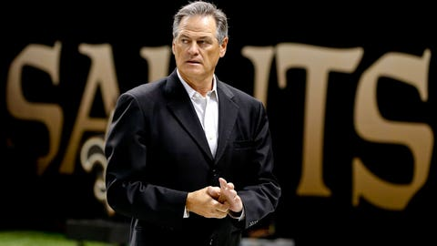 Mickey Loomis -- New Orleans Saints