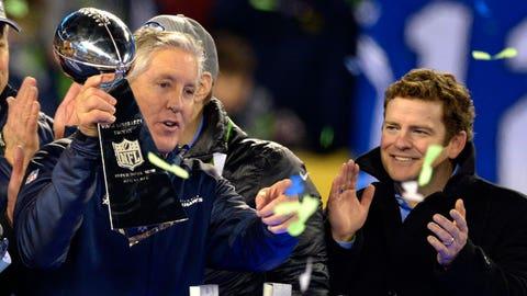 John Schneider -- Seattle Seahawks