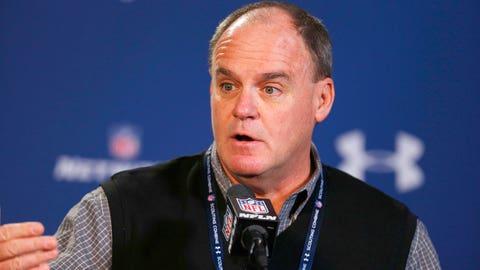 Kevin Colbert -- Pittsburgh Steelers