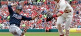 Three Cuts: Braves offense sputters again in loss to Cards