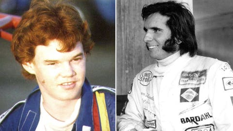 Fittipaldi gets the thumbs-up for his first Indy 500 crown